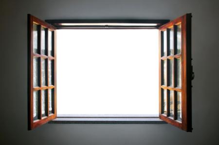 Jendela Rumah Sakit