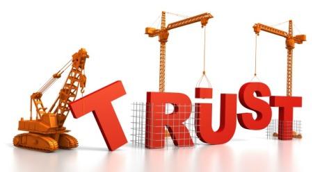 Sebentang Jaring Kepercayaan