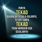 andrie wongso quote