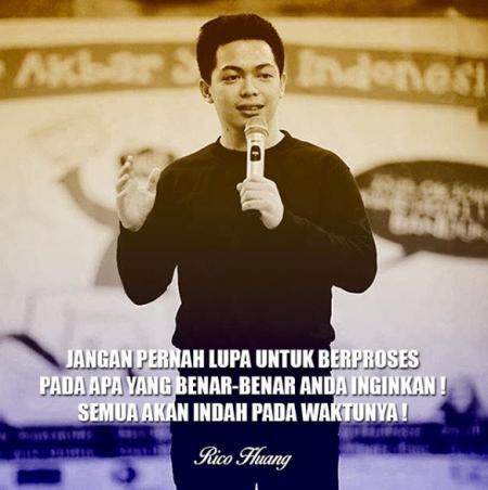 Pebisnis Muda Rico Huang   Cerita Motivasi - Kumpulan ...